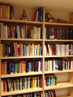 Totnes Buddhist Library, Goldn Buddha Centre