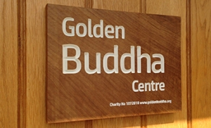 Welcome to the Golden Buddha Centre