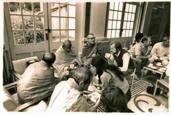 Ananda Maitreya © Lester Halhed