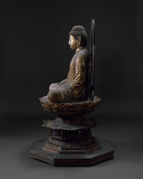 Buddha Amida, © The Metropolitan Museum of Art
