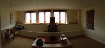 Golden Buddha Centre, Totnes