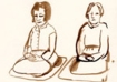 Meditators © Marcelle Hanselaar