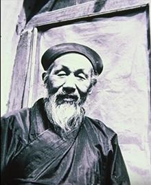 Chinese Hermit