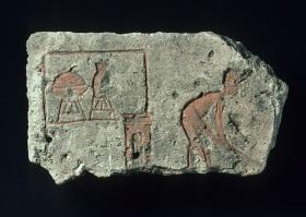 From Egypt; Probably originally from Amarna (Akhetaten); Probably from Middle Egypt, Hermopolis (Ashmunein; Khemenu) © The Metropolitan Museum of Art