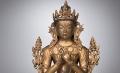 Bodhisattva Maitreya, Tibet, 16th century. © The State Hermitage Museum