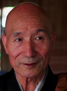 Japanese Zen master Jinen