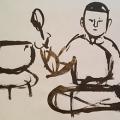 Meditation Bell © Marcelle Hanselaar