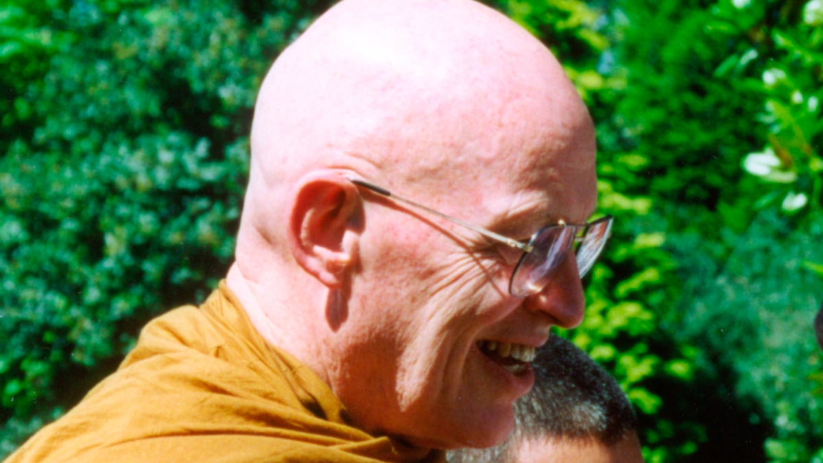 Being Awake to Rebirth in the Moment, by Ajahn Sumedho