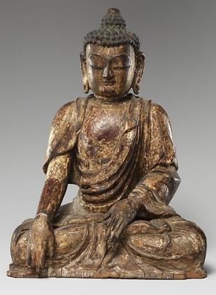 Buddha - probably akshobhya © The Metropolitan Museum of Art