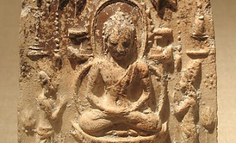Buddha Seated under the Bodhi Tree © The Metropolitan Museum of Art