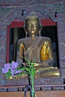 Burma Buddhist Srine