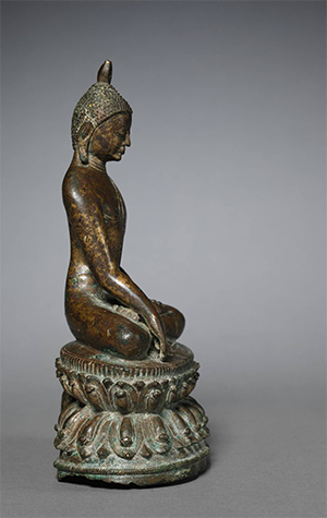 Sakyamuni Buddha, 12th Century. Burma © Asian Art Museum of San Francisco