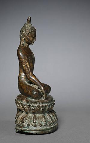 Sakyamuni Buddha, 12th Century. Burma © Asian Art Museum of San Francisco