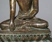 Sakyamuni Buddha, 12th Century. Burma © Cleveland Museum of Art