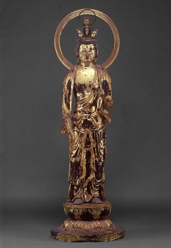 Eleven-Headed Kannon, Japan, Nanbokuchō period (1336–92) © The Metropolitan Museum of Art