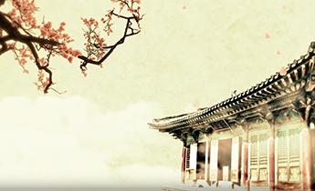 Koreans monastic training